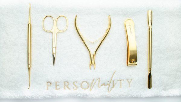 Personaility Tools on Towel